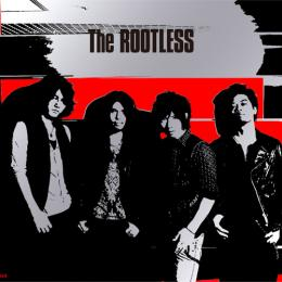THE ROOTLESS 1stアルバム初回限定盤
