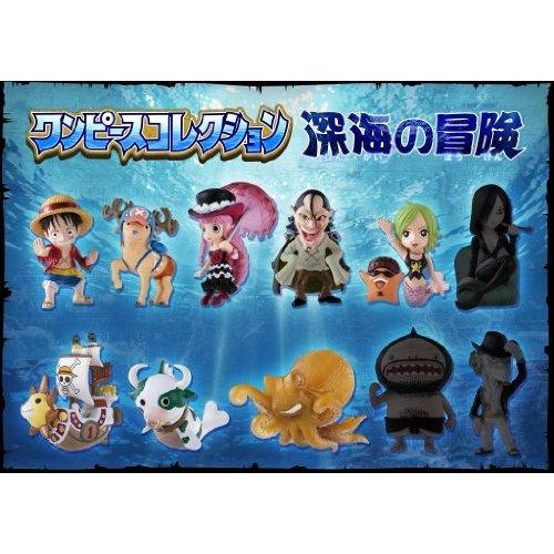 ワンピースコレクション 深海の冒険(BOX)